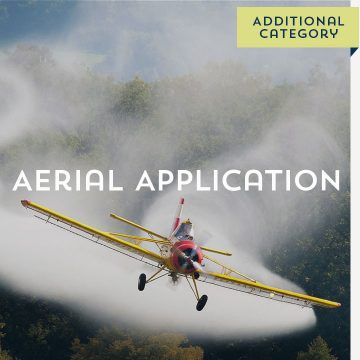 Aerial Application - Additional Category