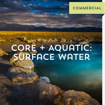 Core + Aquatic: Surface Water - Commercial