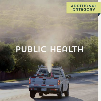 Public Health - Additional Category