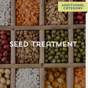 Seed Treatment - Additional Catergory