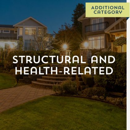 Structural and Health-Related - Additional Category