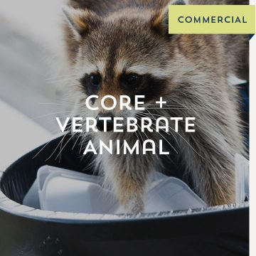 Core + Vertebrate Animal - Commercial