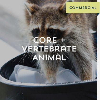 Core + Vertebrate Animal - Commercial